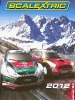 Couverture catalogue Scalextric 2012
