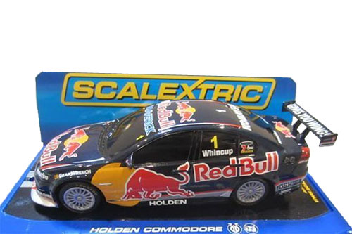 HOLDEN VF COMMODORE RED BULL / SCALEXTRIC AUSTRALIA