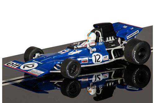 C3482A Tyrrell 002 F1 1971 Cevert