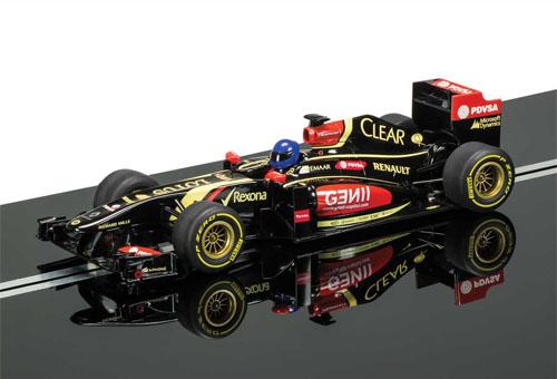 Lotus Renault GP F1 2014 Romain Grosjean - C3518