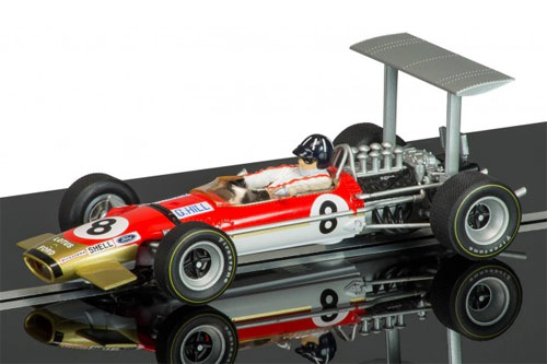 C3543A - Legends Team Lotus Type 49 Limited Edition