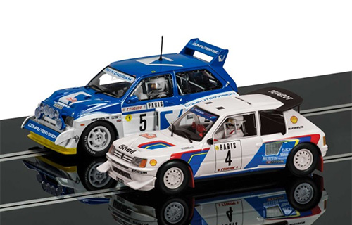 C3590A Classic Collection Peugeot 205 T16 E2 & MG Metro 6R4