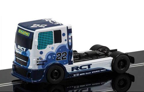 C3610 Team Scalextric Racing Truck RCT