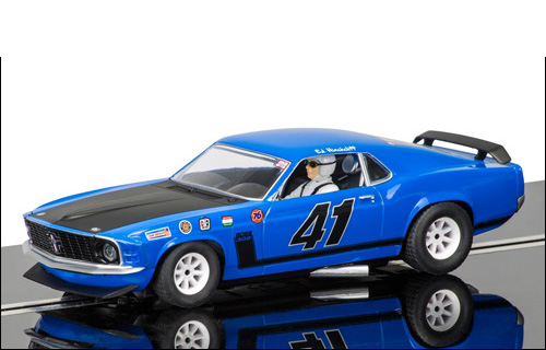 C3613 Ford Mustang Boss 302 1969 Ed Hinchliff