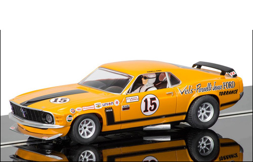 C3651 Ford Mustang Boss 302 1969 Parnelli Jones