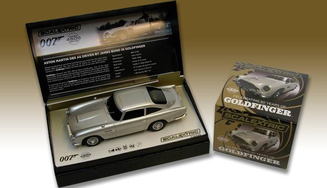 007 AM DB5 GOLDFINGER Ré-édition - C3664A