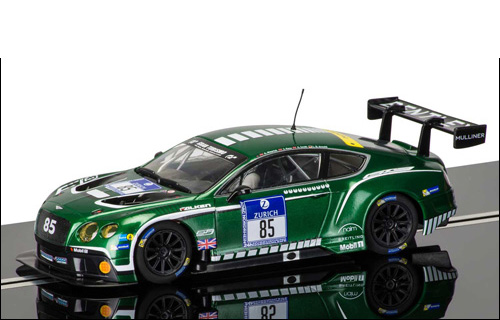 C3713 Bentley Continental GT3 24 heures du Nurburgring