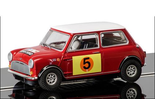 C3747 Mini Cooper S RAC Rally 1966