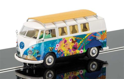 C3761 - Volkswagen Campervan - 'Hippie'