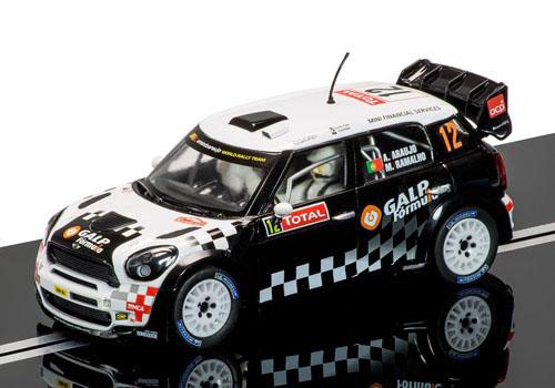 C3385 BMW Mini Countryman WRC Monte Carlo