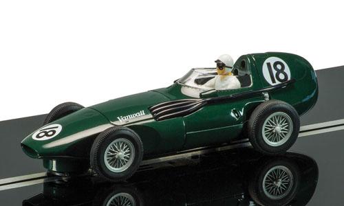 C3404A Vanwall F1 1957 Gonzalez