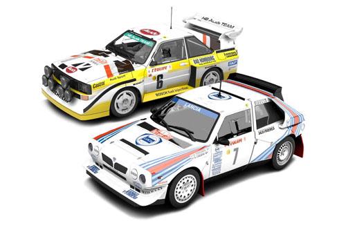 C3480A Coffret Rallye Monte Carlo 1986