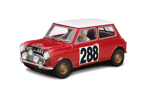 C3485 Morris Mini Cooper Monte Carlo 63