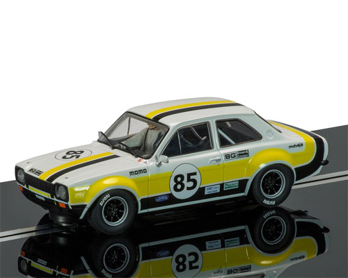 C3489 Ford Escort Mk1 Historic Masters Series