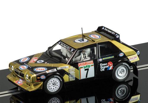 C3490 Lancia Delta S4 San Remo Rally 1986