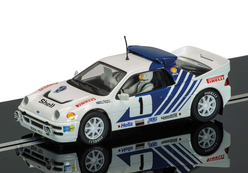 C3493 Ford RS 200 Rally Sweden 1986