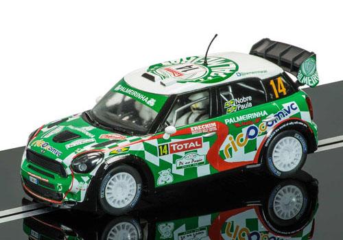 C3523 BMW Mini Countryman WRC Monte Carlo