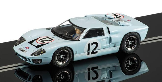 C3533 Ford GT40 Le Mans 1963