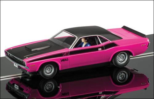 Dodger Challenger T/A 1970 Trans-Am Series - C3537