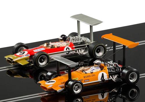 C3544A Coffret McLaren M7C & Lotus 49B