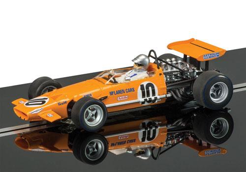 C3545A McLaren M7C F1 1969 Bruce McLaren