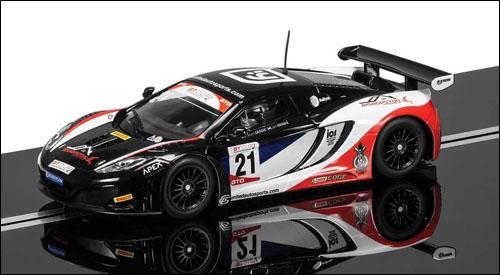 McLaren MP4-12C GT3 United Autosports - C3604