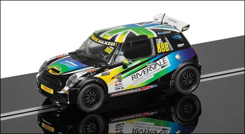 BMW Mini Cooper S Chris Knox - C3606