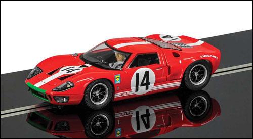 Ford GT 40 Le Mans 1966 Scuderia Filipinetti - C3630