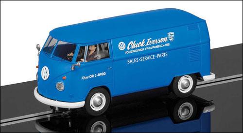 VW Panelvan Chick Iverson VW/Porsche Service - C3645