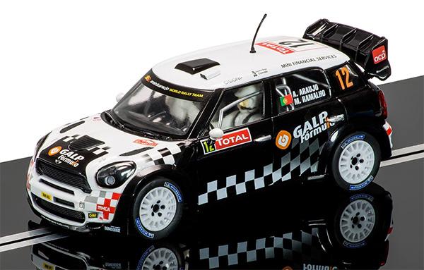 Scalextric MINI Countryman WRC