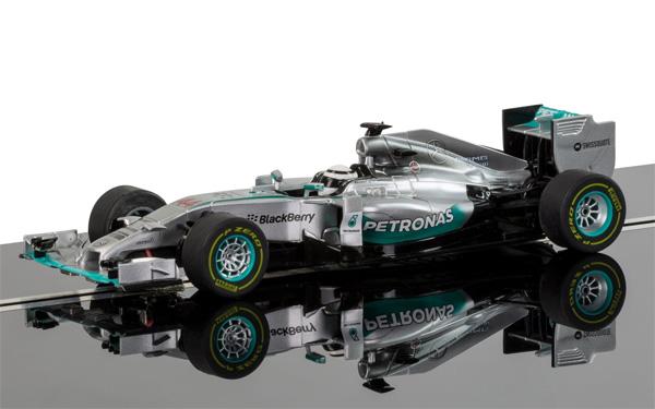 Mercedes F1 W05 Hybrid Lewis Hamilton 2014