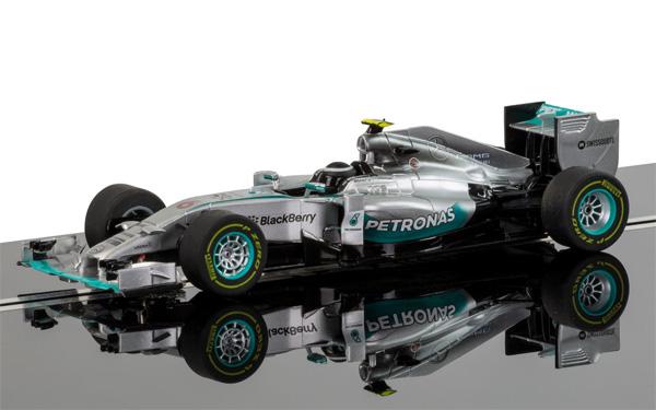 Mercedes F1 W05 Hybrid Nico Rosberg 2014