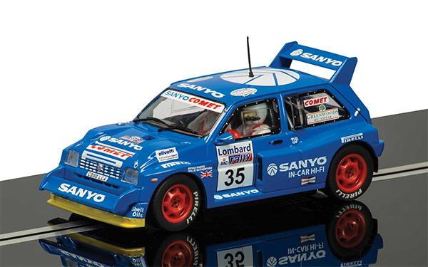 Scalextric MG Metro 6R4