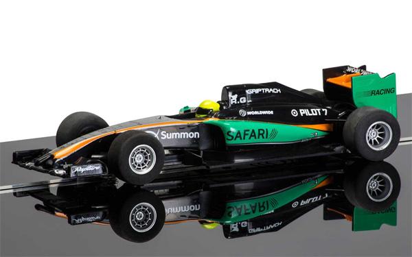 GP Racer - Black/Green
