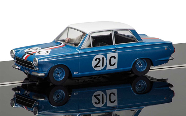 Ford Cortina - Geoghegan