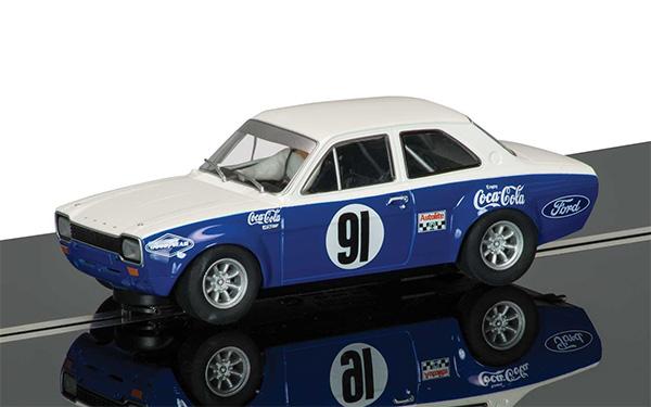 Ford Escort Mk1 - Allan Moffat