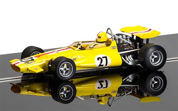 Legends McLaren M7c - Jo Bonnier