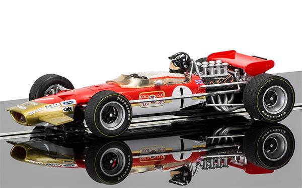 Legends Team Lotus 49 - Graham Hill