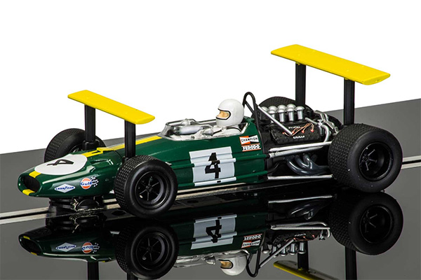 Legends Brabham BT26A-3 – Jacky Ickx