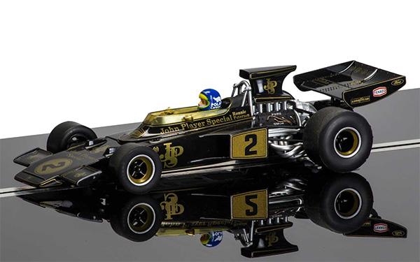 Legends Team Lotus 72 (black/gold)