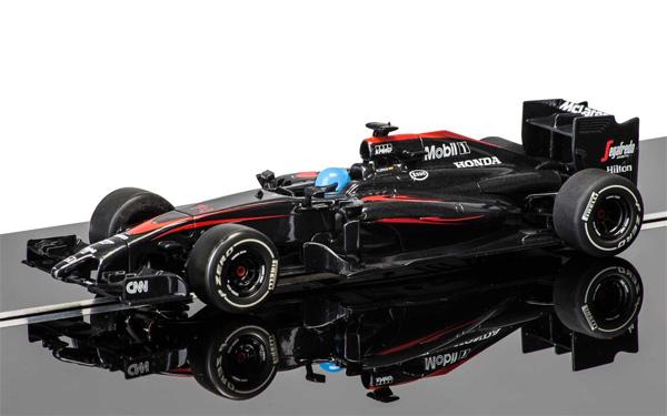 McLaren F1 2015 Fernando Alonso