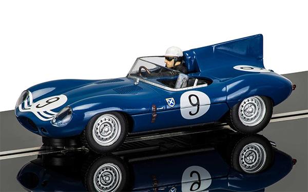 Jaguar D-Type - Nurburgring 1000km 1957