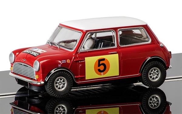 Mini Cooper S - RAC Rally 1966
